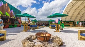 This 18,000-Square-Foot Outdoor Food Space In Florida Is The Perfect Way To Greet Summer