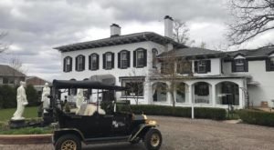 The Historic Wisconsin Mansion That's Now A Unique Hotel With A Private Speakeasy