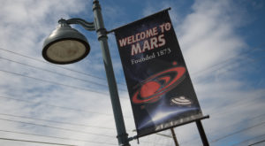 Journey To Mars For An Out-Of-This-World Celebration Without Ever Leaving Pennsylvania
