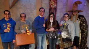 This Harry Potter Themed Escape Room Near Pittsburgh Is As Amazing As It Sounds