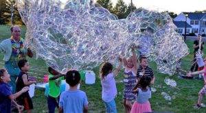 This Brilliant Bubble Festival In Pennsylvania Will Have You Bursting With Delight
