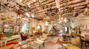 You'll Find All Sorts Of Treasures At This Massive 20,000 Square Foot Antique Shop In New Orleans