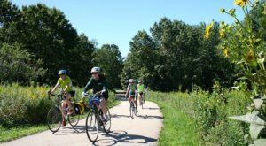 The Wisconsin Town That's A Nationally Recognized Bicycling Paradise