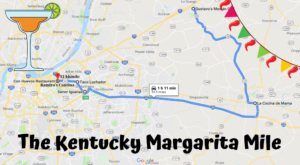 Drink Your Way Through Kentucky On The Margarita Mile