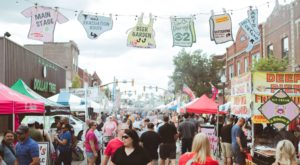 Indiana's Pierogi Fest Is The Most Delicious Way To Celebrate Summer