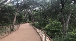 There's So Much To Discover Along This Tranquil South Austin Hiking Trail
