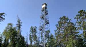 The Awe-Inspiring Tower Climb That Will Give You A View Of Minnesota's Last True Wilderness