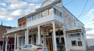 Sip Beer And Mingle With Ghosts In One Of Nevada's Oldest, Most Haunted Bars