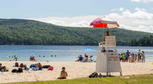 This One Beautiful New Hampshire Lake Has A Beach That Rivals The Coast