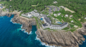 You'll Want To Stay At This Cliffside Hotel In Maine With The Most Magnificent Views