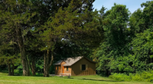 The Oldest Campground In Iowa Has Made Summertime More Magical Since 1920