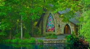 This Gorgeous Church Hiding In Georgia Is Nothing Short Of Heavenly