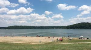 Visit The Oldest Public Beach Near Cincinnati For A Day Of Timeless Fun