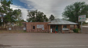 If You Blink You Might Just Miss This Tiny Chile Cafe In Rural New Mexico