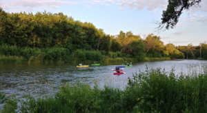 This Riverside City Park In North Dakota Will Whisk You Away Into Nature