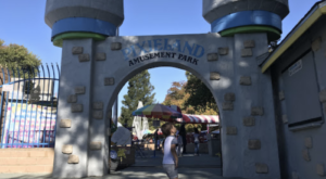 Your Kids Will Have A Blast At This Miniature Amusement Park In Northern California Made Just For Them