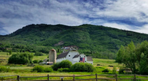 The Most Photographed Barn In Utah Has A Charming History