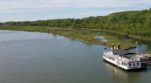 The One And Only Riverboat In North Dakota Is Embarking On Another Season Of Fun Adventures