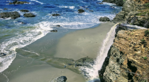 This Northern California Beach And Waterfall Will Be Your New Favorite Paradise