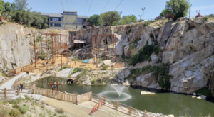 This Abandoned Quarry In Northern California Is Now Home To A Jaw-Dropping Adventure Park