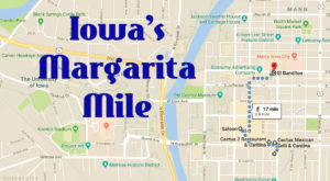 Drink Your Way Through Iowa On The Margarita Mile