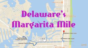 Drink Your Way Through Delaware On The Margarita Mile