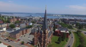 This Gorgeous Church Hiding In Maine Is Nothing Short Of Heavenly