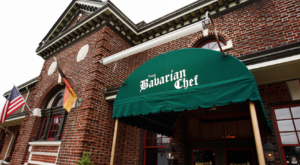 Authentic German Food Is Served Inside This Restored Train Station In Virginia