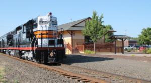 This Brunch Train Ride In Oregon Is The Most Amazing Way To Start Your Day