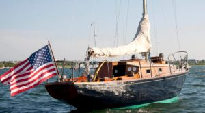 Spend The Night On A Retro 1950s Yacht In Massachusetts For An Unforgettable Adventure
