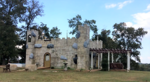 This Quirky Castle May Just Be Your New Favorite Arkansas Getaway