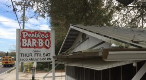 The Award-Winning BBQ Shack In Florida That Have Been Serving Serious Eats Since 1947