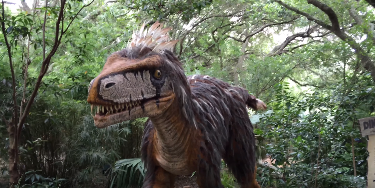 Dinosaur Exhibit Coming To Texas Zoo This Summer