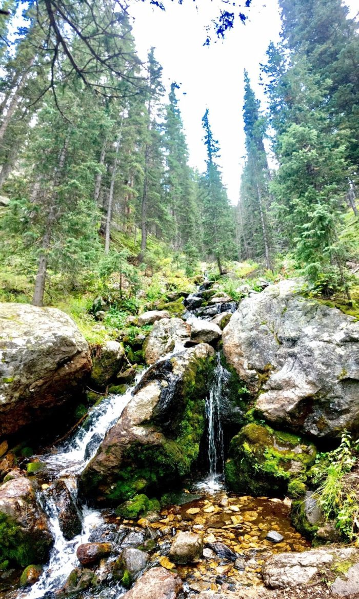 Nambe Lake Trail Is Challenging Hike To Lake In New Mexico