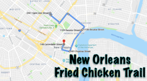 This Epic Fried Chicken Trail In New Orleans Is Finger Licking Good