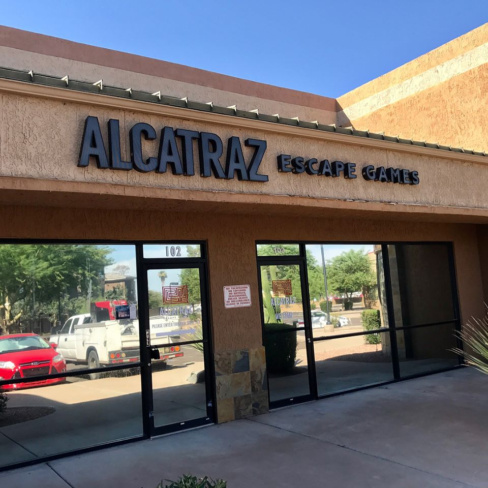 Alcatraz Escape Games In Arizona Has A Harry Potter Themed