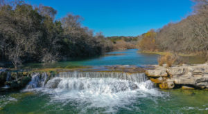 The Ultimate Bucket List For Anyone In Austin Who Loves Waterfall Hikes