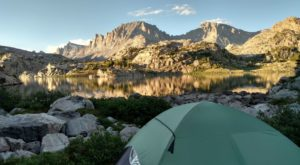 The Hike To These 8 Mountain Lakes In Wyoming Is Like Experiencing A Dream