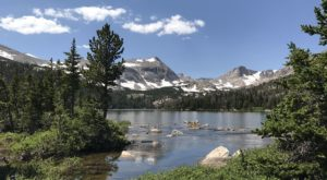 The Beautiful Lake Trail In Wyoming Is The Perfect Destination For A Hot Summer Day