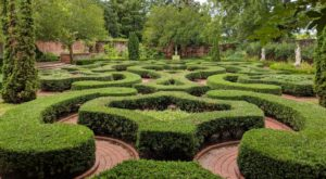The Gorgeous Garden Maze In North Carolina That Will Enchant You At Every Turn