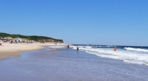You'll Love This Secluded Rhode Island Beach With Miles And Miles Of White Sand