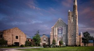This Gorgeous Church Hiding In Nashville Is Nothing Short Of Heavenly