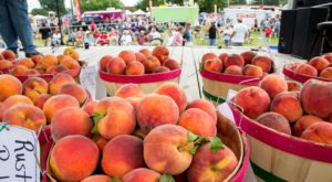 This Charming Peach Festival In Oklahoma Is The Perfect Answer To Summer