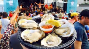This One New Orleans Festival Is An Oyster Lover's Paradise