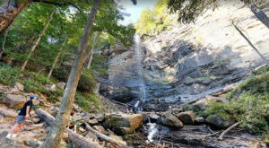 If You Only Take One Waterfall Hike In South Carolina This Summer, Make It This One