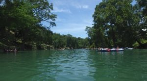 The Longest Float Trip Near Austin Will Bring Your Summer Tubing Dreams To Life