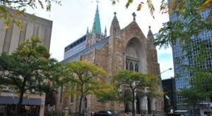 The Stunning Cathedral In Downtown Cleveland That's Truly A Work Of Art