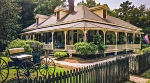 The Whimsical Tea Room In Alabama That's Like Something From A Storybook