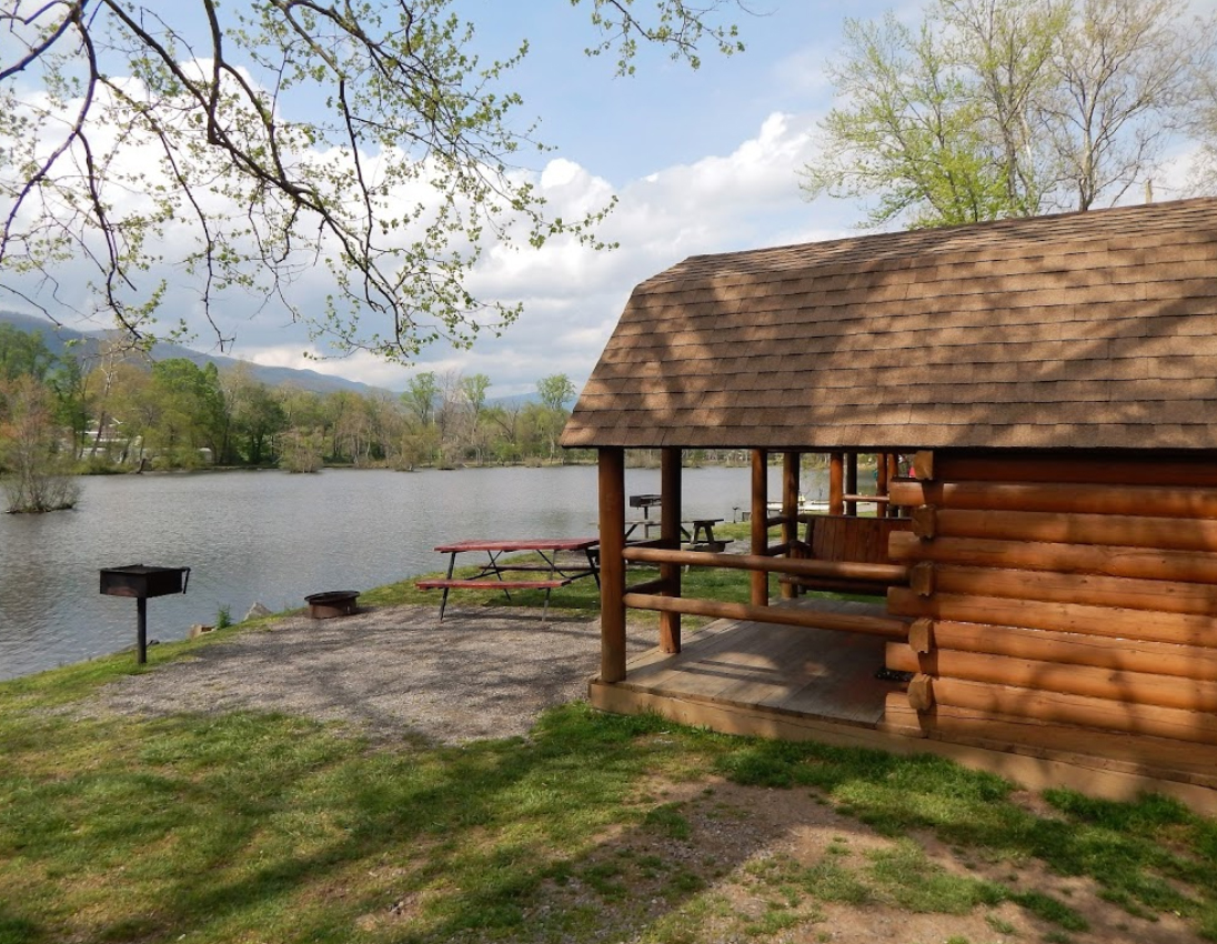These Camping Cabins In North Carolina Are Perfect For A