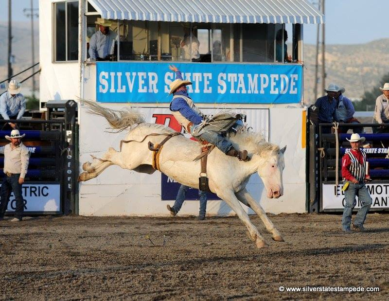 This Rodeo Will Take Your Love Of Nevada To A Whole New Level